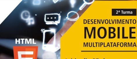 IENH promove Curso de Desenvolvimento Mobile Multiplataforma – HTML 5