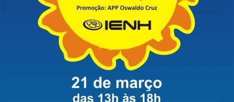 2ª Festa de Integração é promovida na Unidade Oswaldo Cruz