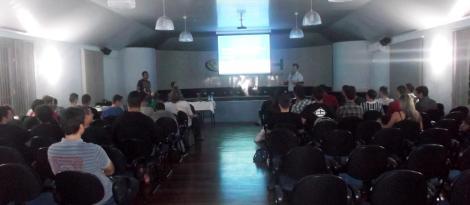 Palestra sobre Design de Games é promovida pela Faculdade IENH