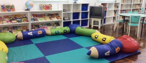 Biblioteca da Unidade Oswaldo Cruz recebe melhorias