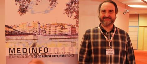Professor da Faculdade IENH participa de evento na França