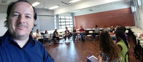 Professor da Faculdade IENH participa de Simpósio Internacional