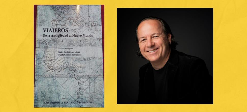 Professor da IENH participa de livro publicado na Espanha