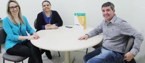Reunião na IENH discute proposta de parceria com projeto social do Estado