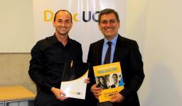 Assinatura do convênio com a Duoc UC