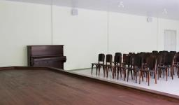 Auditório do Centro de Artes Andrew Pleatman