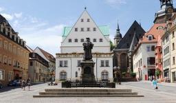 Eisleben - Nascimento de Lutero, em 1483