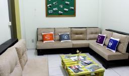 Sala do Diretório Acadêmico - DA